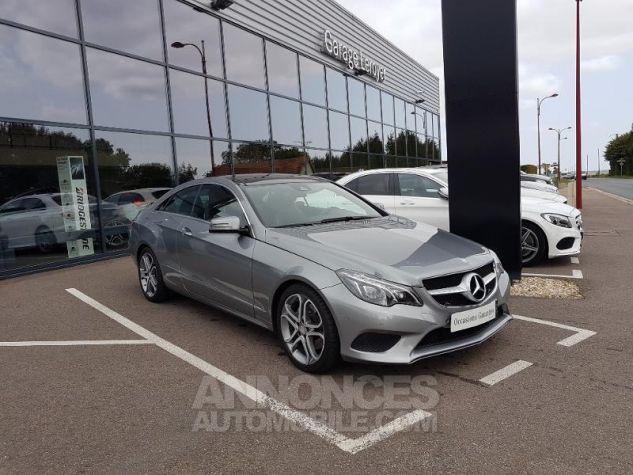 Mercedes Classe E 220 CDI Fascination 7GTronic+ Gris Clair Métal Occasion - 0
