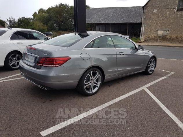 Mercedes Classe E 220 CDI Fascination 7GTronic+ Gris Clair Métal Occasion - 1