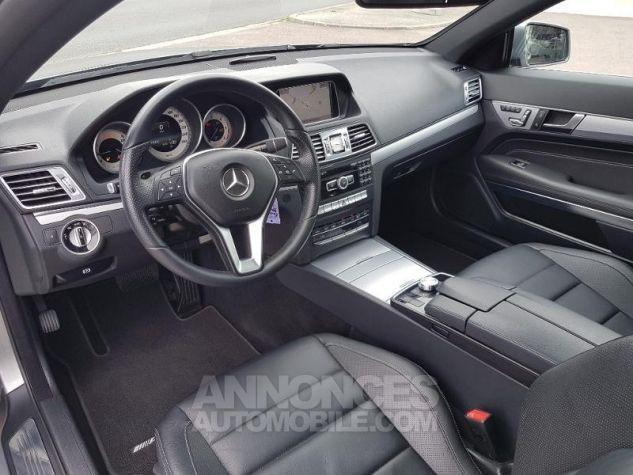 Mercedes Classe E 220 CDI Fascination 7GTronic+ Gris Clair Métal Occasion - 3