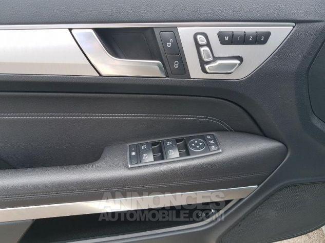 Mercedes Classe E 220 CDI Fascination 7GTronic+ Gris Clair Métal Occasion - 4