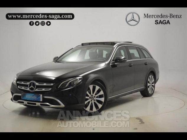 Mercedes Classe E 220 d 194ch 4Matic 9G-Tronic NOIR Obsidienne Occasion - 0