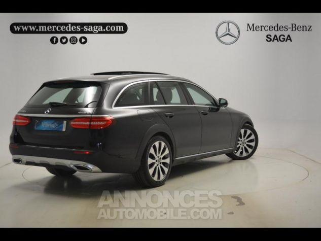 Mercedes Classe E 220 d 194ch 4Matic 9G-Tronic NOIR Obsidienne Occasion - 1