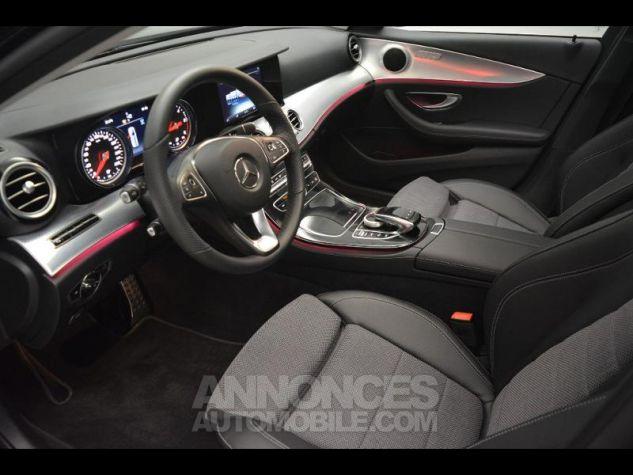 Mercedes Classe E 220 d 194ch 4Matic 9G-Tronic NOIR Obsidienne Occasion - 2