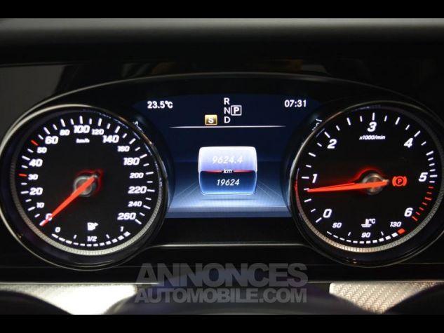 Mercedes Classe E 220 d 194ch 4Matic 9G-Tronic NOIR Obsidienne Occasion - 4