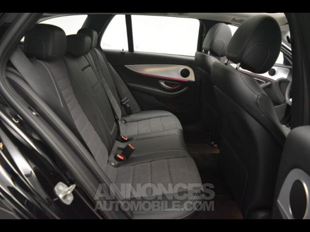 Mercedes Classe E 220 d 194ch 4Matic 9G-Tronic NOIR Obsidienne Occasion - 12