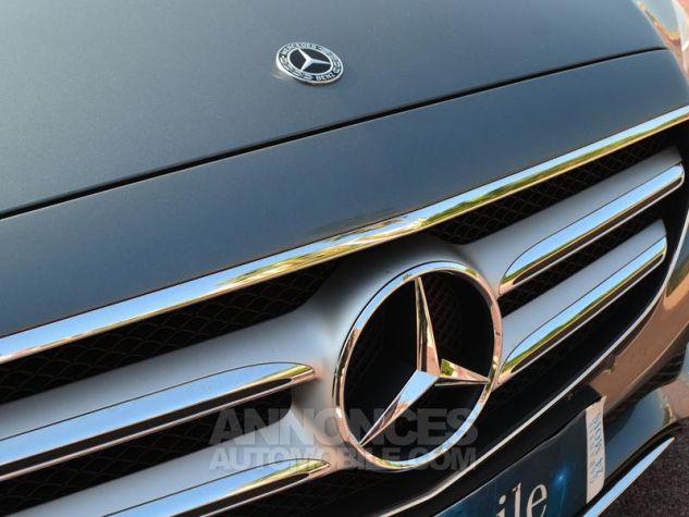 Mercedes Classe E 220 d 194ch Business Executive 9G-Tronic Gris Foncé Métal Occasion - 19