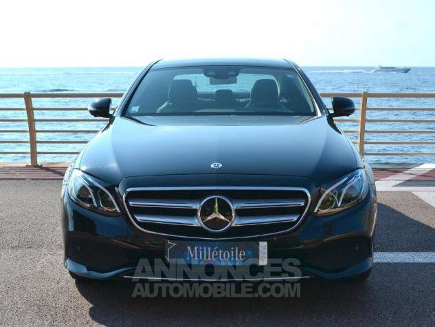 Mercedes Classe E 220 d 194ch Executive 9G-Tronic Noir Obsidienne Occasion - 1