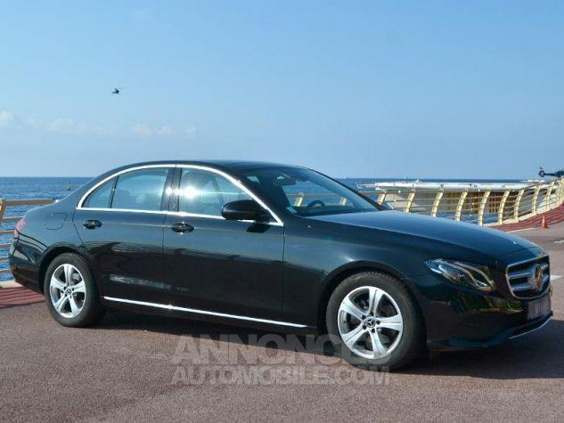 Mercedes Classe E 220 d 194ch Executive 9G-Tronic Noir Obsidienne Occasion - 2