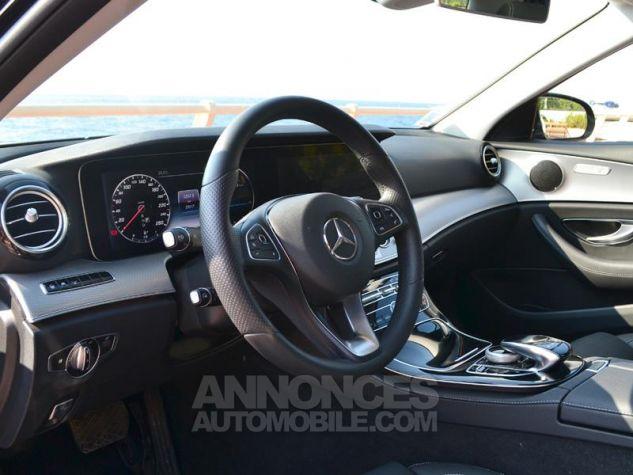 Mercedes Classe E 220 d 194ch Executive 9G-Tronic Noir Obsidienne Occasion - 3