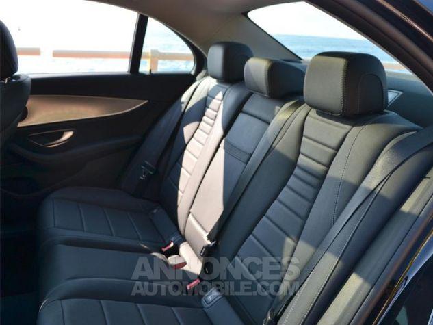 Mercedes Classe E 220 d 194ch Executive 9G-Tronic Noir Obsidienne Occasion - 5