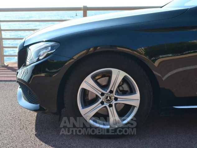 Mercedes Classe E 220 d 194ch Executive 9G-Tronic Noir Obsidienne Occasion - 6