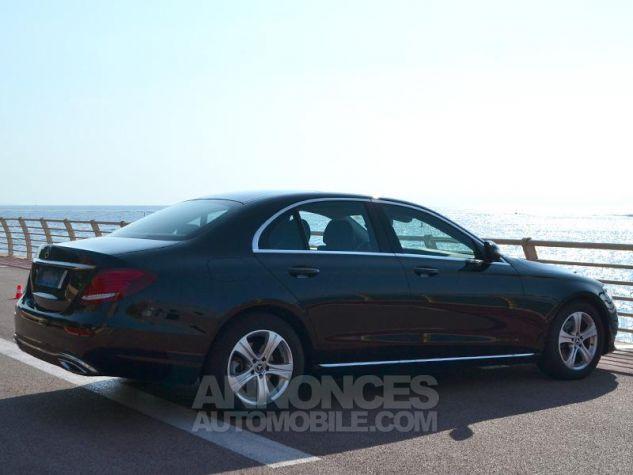 Mercedes Classe E 220 d 194ch Executive 9G-Tronic Noir Obsidienne Occasion - 10