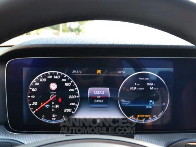 Mercedes Classe E 220 d 194ch Executive 9G-Tronic Noir Obsidienne Occasion - 12