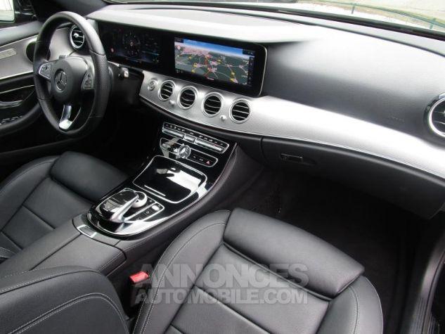 Mercedes Classe E 220 d 194ch Executive 9G-Tronic Noir obsidienne Occasion - 4