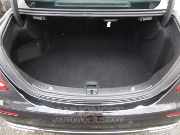 Mercedes Classe E 220 d 194ch Executive 9G-Tronic Noir obsidienne Occasion - 7