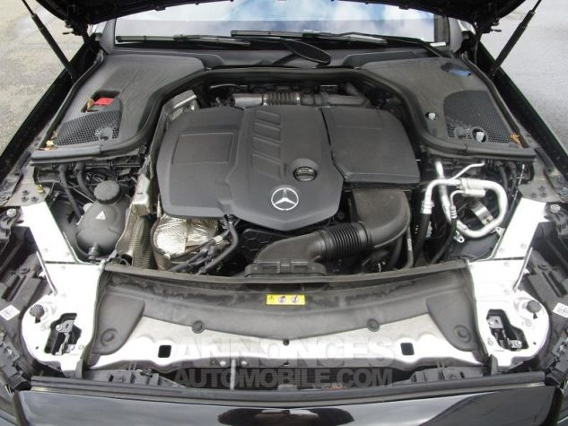 Mercedes Classe E 220 d 194ch Executive 9G-Tronic Noir obsidienne Occasion - 8