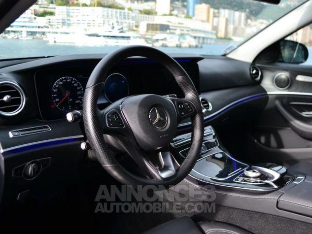 Mercedes Classe E 220 d 194ch Executive 9G-Tronic Noir Occasion - 3