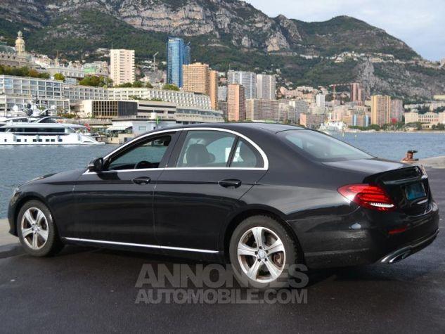 Mercedes Classe E 220 d 194ch Executive 9G-Tronic Noir Occasion - 7