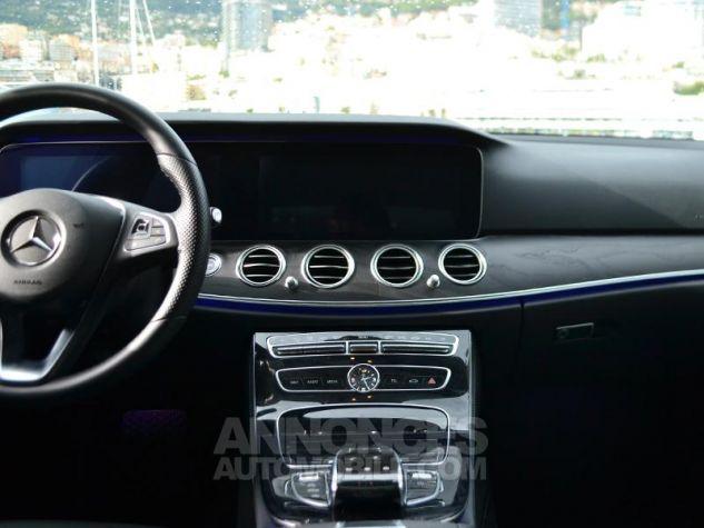 Mercedes Classe E 220 d 194ch Executive 9G-Tronic Noir Occasion - 10