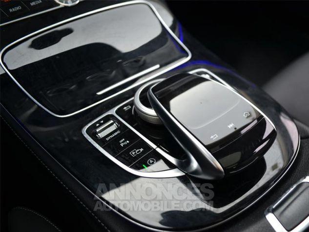 Mercedes Classe E 220 d 194ch Executive 9G-Tronic Noir Occasion - 14