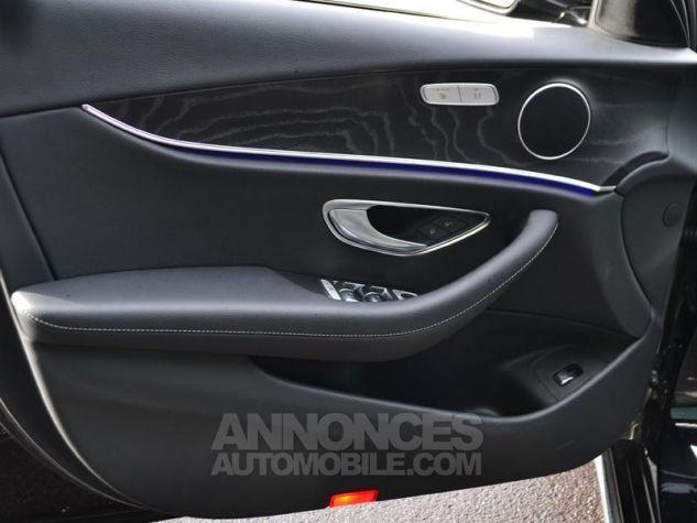 Mercedes Classe E 220 d 194ch Executive 9G-Tronic Noir Occasion - 18