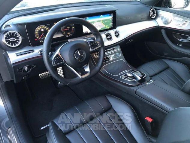 Mercedes Classe E 220 d 194ch Fascination 9G-Tronic GRIS SELENITE Occasion - 16