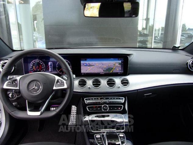 Mercedes Classe E 220 d 194ch Sportline 9G-Tronic ZP ARGENT IRIDIUM Occasion - 2