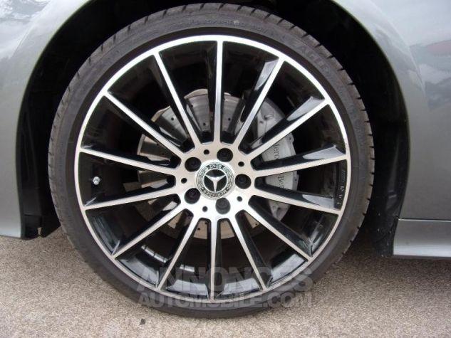 Mercedes Classe E 220 d 194ch Sportline 9G-Tronic Gris sélénite métallisé Occasion - 4