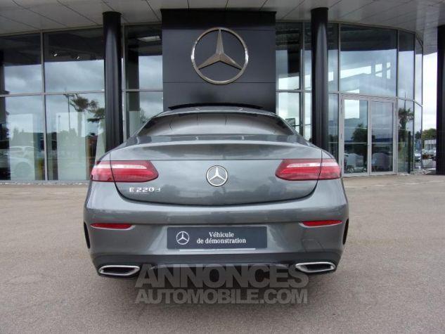 Mercedes Classe E 220 d 194ch Sportline 9G-Tronic Gris sélénite métallisé Occasion - 6