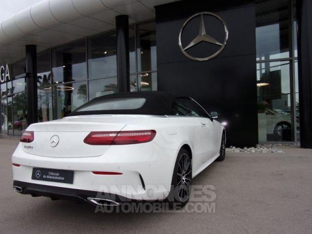Mercedes Classe E 220 d 194ch Sportline 9G-Tronic Blanc polaire non métallisé Neuf - 1