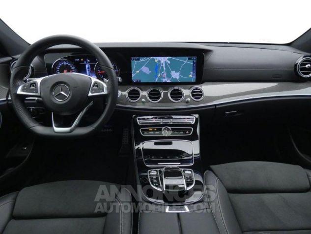Mercedes Classe E 220 d 194ch Sportline 9G-Tronic Blanc Diamant Occasion - 2