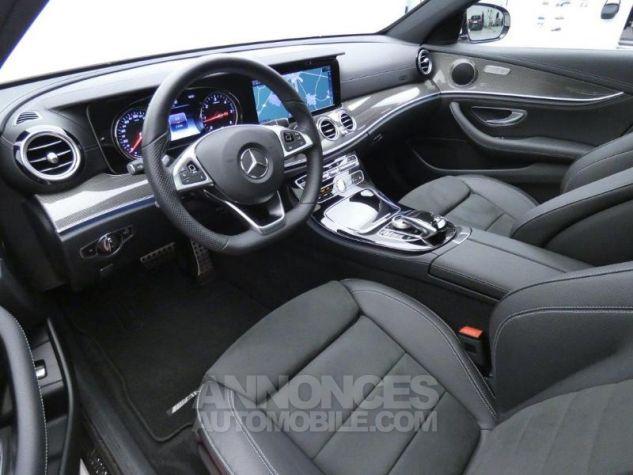 Mercedes Classe E 220 d 194ch Sportline 9G-Tronic Blanc Diamant Occasion - 8