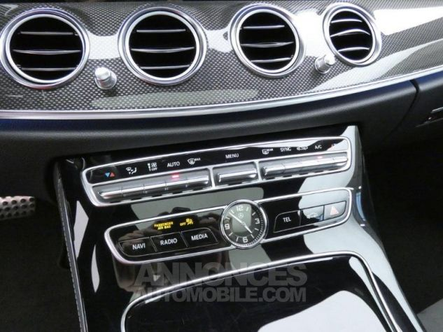Mercedes Classe E 220 d 194ch Sportline 9G-Tronic Blanc Diamant Occasion - 12