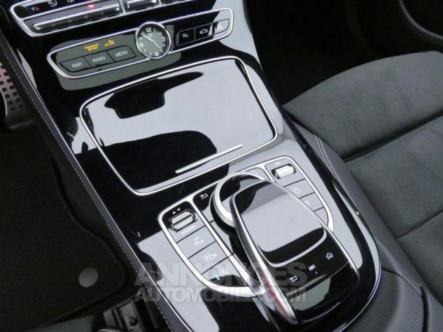 Mercedes Classe E 220 d 194ch Sportline 9G-Tronic Blanc Diamant Occasion - 13