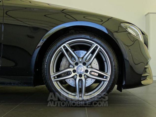 Mercedes Classe E 220 d 194ch Sportline 9G-Tronic NOIR Occasion - 7