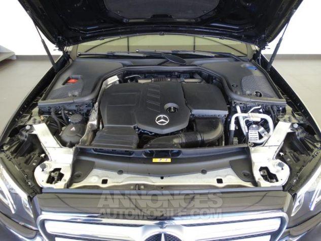 Mercedes Classe E 220 d 194ch Sportline 9G-Tronic NOIR Occasion - 9