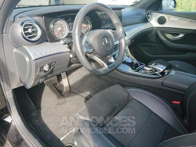Mercedes Classe E 220 d 194ch Sportline 9G-Tronic Noir obsidienne métallisé Occasion - 3