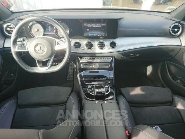 Mercedes Classe E 220 d 194ch Sportline 9G-Tronic Noir obsidienne métallisé Occasion - 10