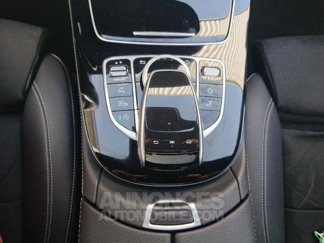 Mercedes Classe E 220 d 194ch Sportline 9G-Tronic Noir obsidienne métallisé Occasion - 13