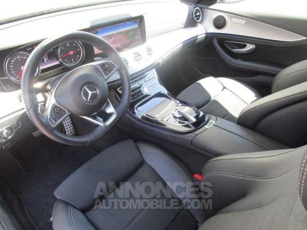 Mercedes Classe E 220 d 194ch Sportline 9G-Tronic GRIS Occasion - 7