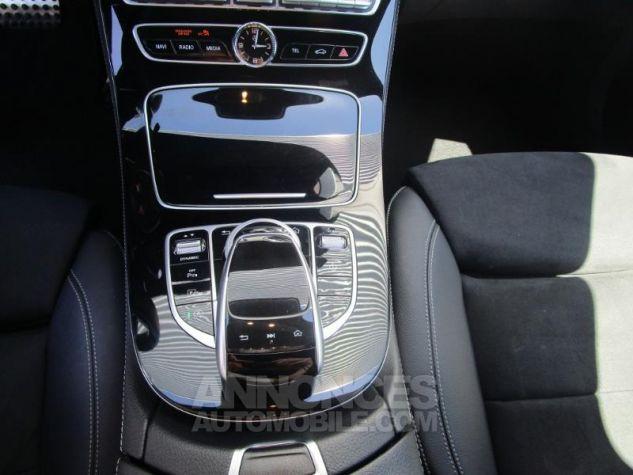 Mercedes Classe E 220 d 194ch Sportline 9G-Tronic GRIS Occasion - 10