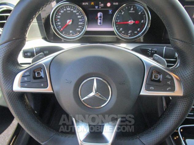 Mercedes Classe E 220 d 194ch Sportline 9G-Tronic GRIS Occasion - 14