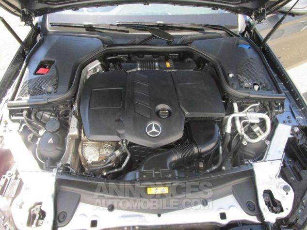 Mercedes Classe E 220 d 194ch Sportline 9G-Tronic GRIS Occasion - 18