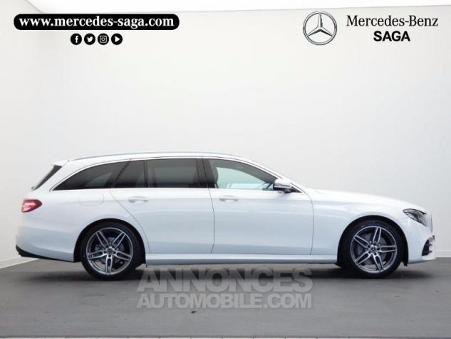 Mercedes Classe E 220 d 194ch Sportline 9G-Tronic Euro6d-T NOIR OBSIDIENNE Occasion - 6