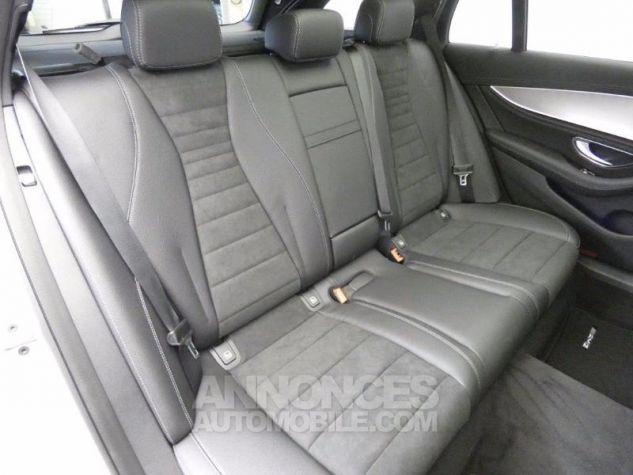Mercedes Classe E 220 d 194ch Sportline 9G-Tronic Euro6d-T NOIR OBSIDIENNE Occasion - 16