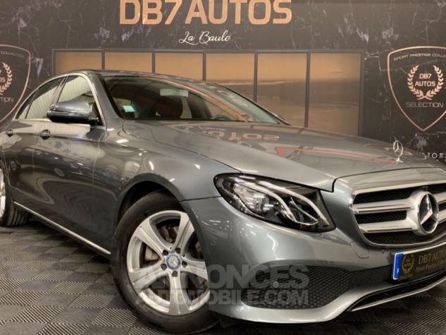Mercedes Classe E 220 d 9G-Tronic 4-Matic Executive GRIS Occasion - 0
