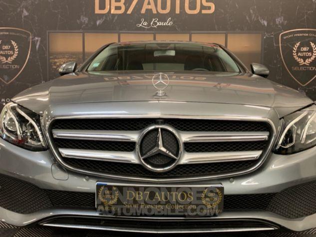 Mercedes Classe E 220 d 9G-Tronic 4-Matic Executive GRIS Occasion - 1
