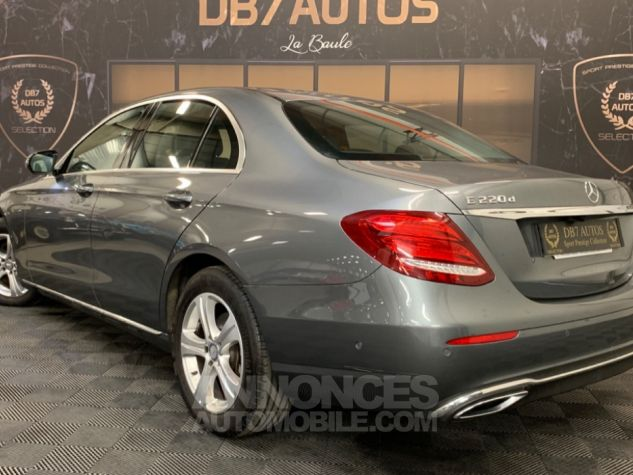 Mercedes Classe E 220 d 9G-Tronic 4-Matic Executive GRIS Occasion - 2