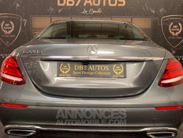 Mercedes Classe E 220 d 9G-Tronic 4-Matic Executive GRIS Occasion - 3