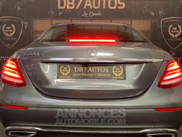 Mercedes Classe E 220 d 9G-Tronic 4-Matic Executive GRIS Occasion - 4
